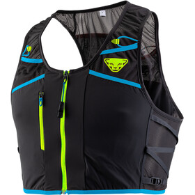 Dynafit Alpine Gilet da corsa, black out/yellow